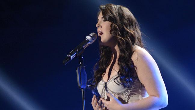 Kree Harrison American Idol Finale - H 2013