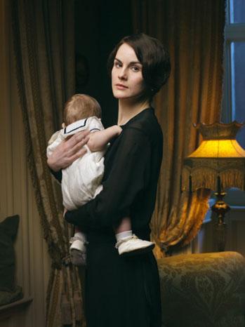 Downton Abbey Lady Mary - P 2013