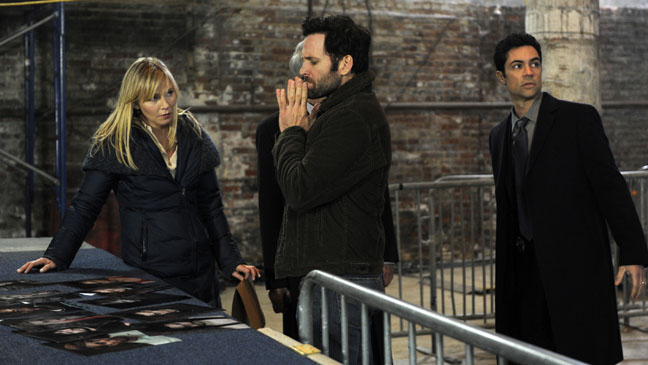 Law & Order SVU Eion Bailey Episodic - H 2013