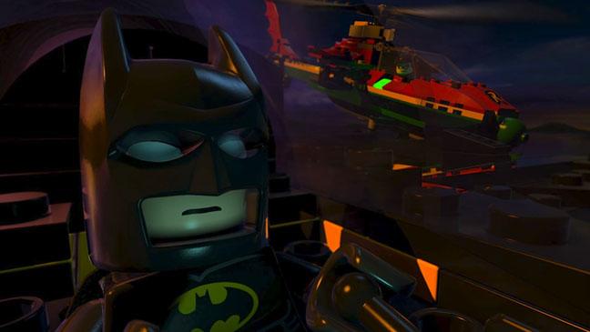 Lego Batman and Robin - H 2013