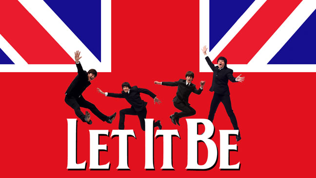 Let It Be Broadway Poster - H 2013