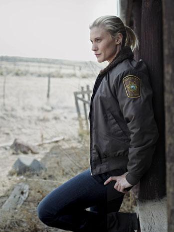Longmire Katee Sackhoff A&E - P 2013