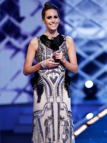 Fashion Star Finale Louise Roe - P 2013