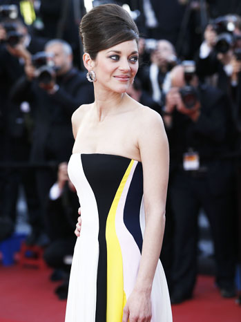 Marion Cotillard Cannes Blood Ties Premiere - P 2013