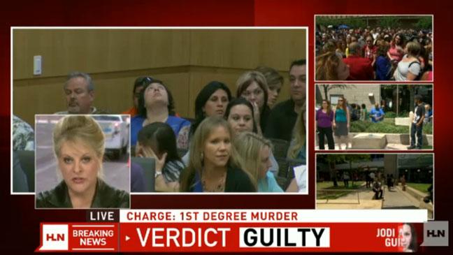 Nancy Grace Arias Verdict HLN - H 2013