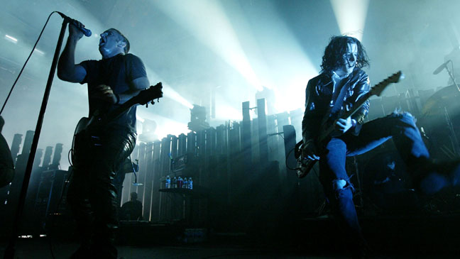 Nine Inch Nails KROQ 2005 - H 2013