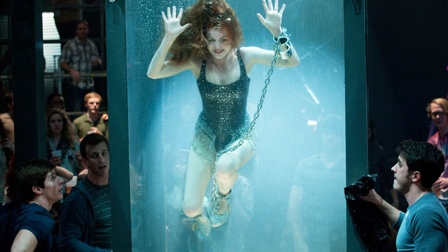 Now You See Me Isla Fisher in Tank - H 2013
