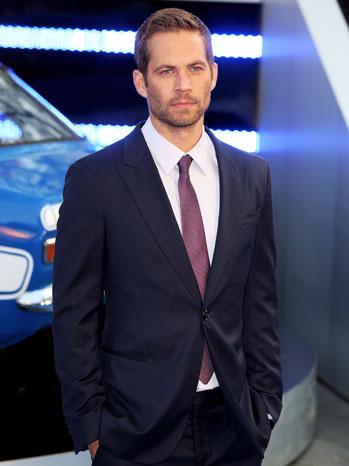 Paul Walker Fast Furious - P 2013