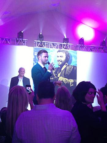 Justin Timberlake Cannes P 2013