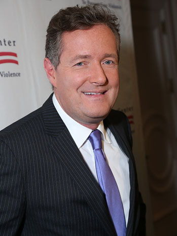 Piers Morgan Brady Center - P 2013