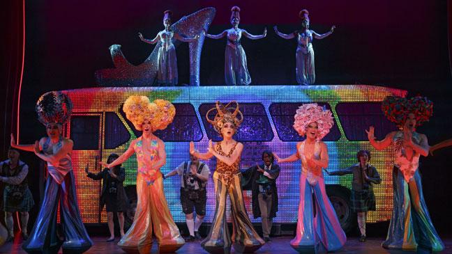 Priscilla, Queen of the Desert: The Musical Still - H 2013