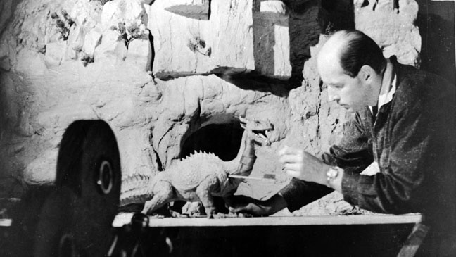 Ray Harryhausen In Action - H 2013