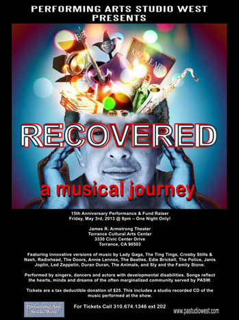 Recovered Poster Art - P 2013