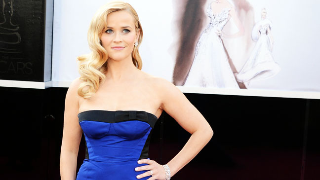Reese Witherspoon Oscars Arrivals - H 2013