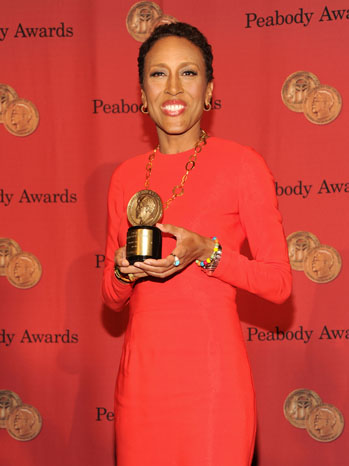 Robin Roberts Peabody Awards - P 2013