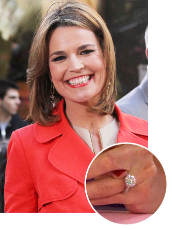 Today Co Host Savannah Guthrie Announces She S Married Pregnant Video Hollywood Reporter