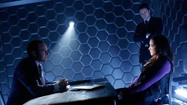 Marvel's Agents of SHIELD Pilot Episodic Blue - H 2013