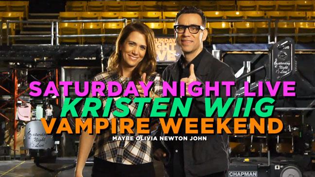 SNL Promo Kristen Wiig - H 2013