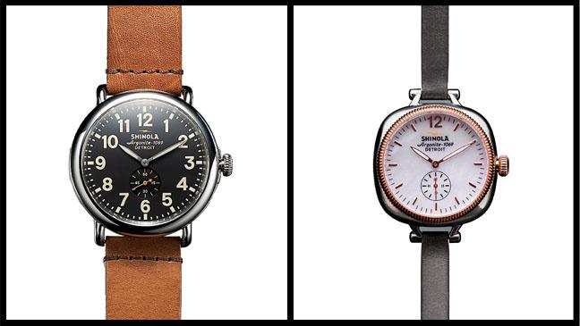 Shinola Watches Split - H 2013