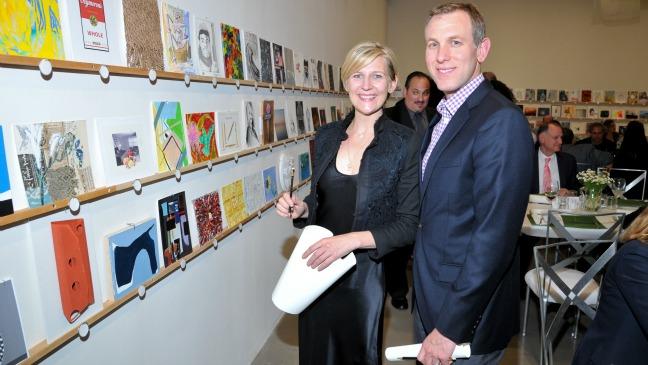 Sue Naegle and David Kramer Museum Benefit - H 2013