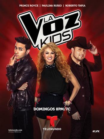 Telemundo La Voz Kids - P 2013
