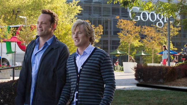 The Internship Vaughn Wilson Outside Google - H 2013