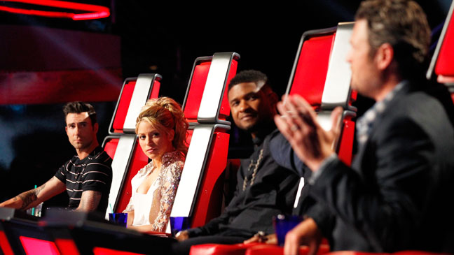 The Voice Final 12 Judges - H 2013