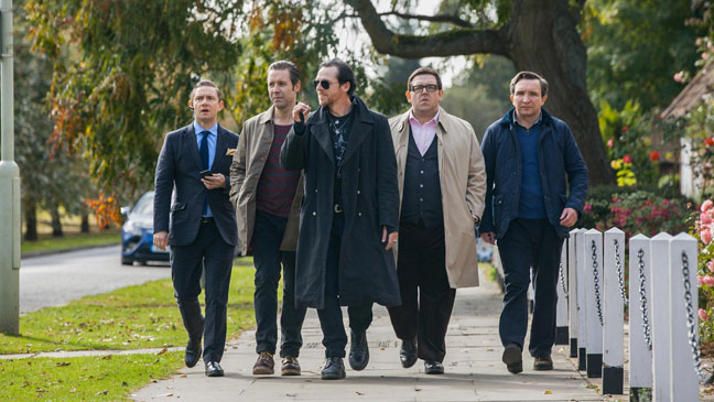 The Worlds End Group Walking - H 2013