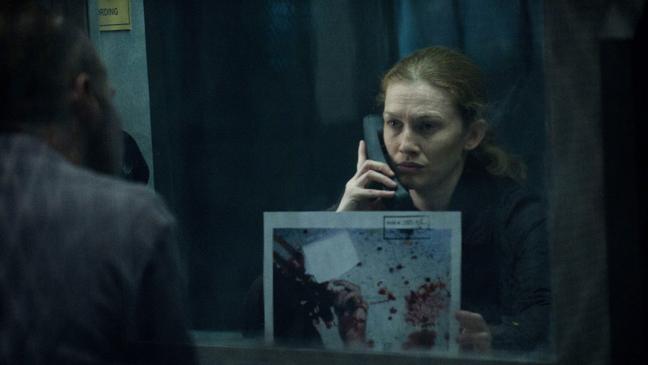 The Killing Season 3 Premiere Mireille Enos - H 2013