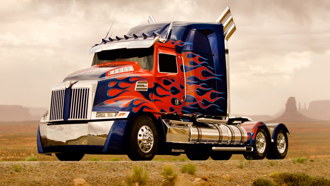 Transformers 4 Optimus - H 2013