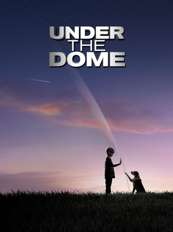 Under The Dome Key Art - P 2013