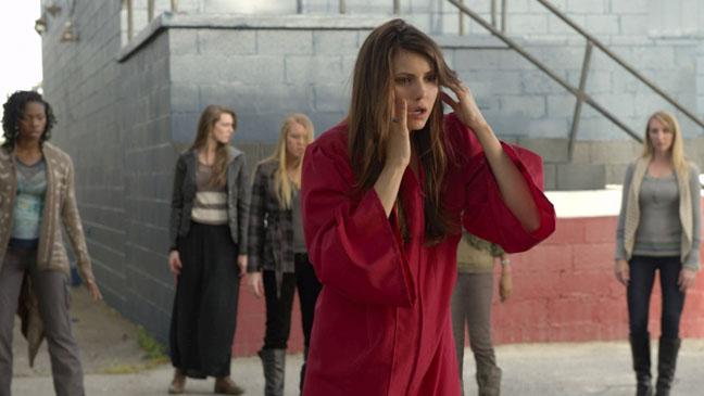 Vampire Diaries Graduation Nina Dobrev - H 2013