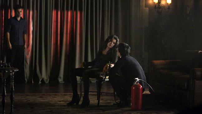 Vampire Diaries She's Come Undone - H 2013