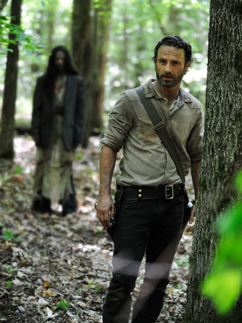 Walking Dead Season 4 Rick Episodic - P 2013
