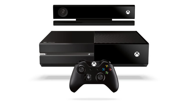 XBOX One Console Family - H 2013