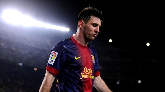 Lionel Messi H