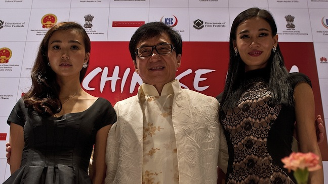 Jackie Chan in India 2013 H