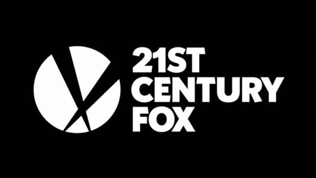 The New 21st Century Fox Logo