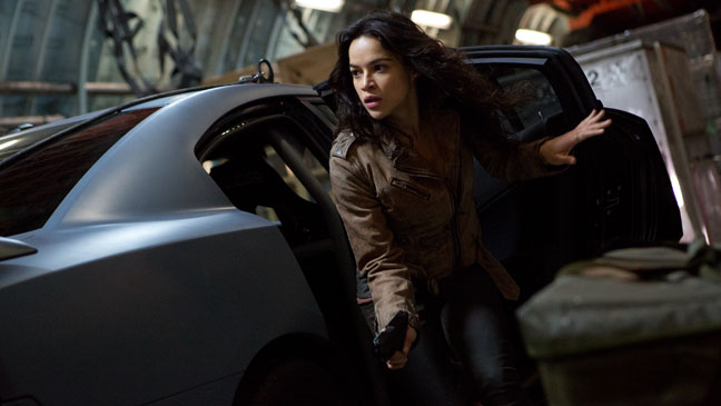 Fast & Furious 6 Michelle Rodriguez - H 2013