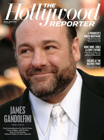 2013 Issue 24: James Gandolfini