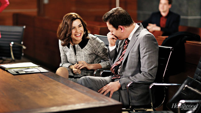 Margulies, Charles Laugh Between Takes