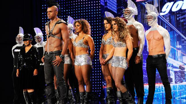 America's Got Talent Season Premiere - H 2013