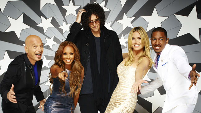 America's Got Talent Judges - H 2013