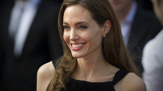 Angelina Jolie World War Z - H - 2013