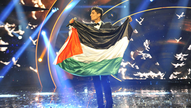Arab Idol Mohammed Assaf L