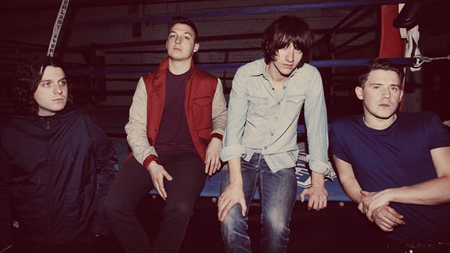 Arctic Monkeys PR L