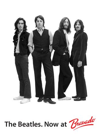 Beatles Bravado P