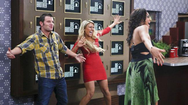 CBS Big Brother Premiere - H 2013