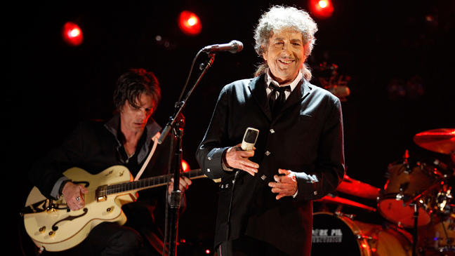 Bob Dylan Critics' Choice Movie Awards - H 2012