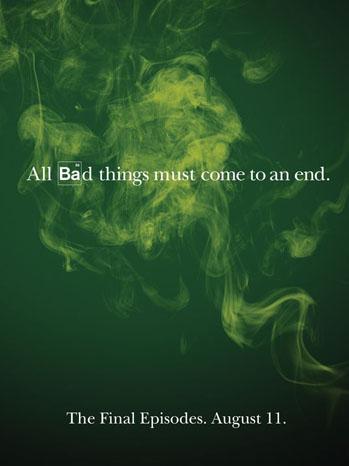 Breaking Bad Poster Final Season - P 2013